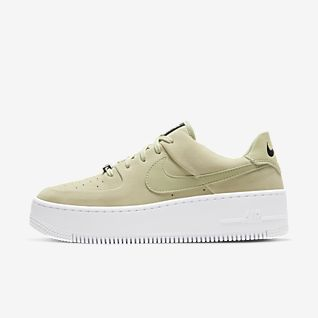 Nike Air Force 1 Highness PS WhiteWhiteWhite