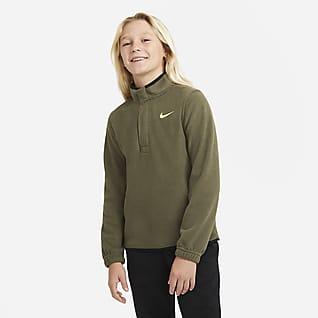 Nike Therma Victory Camiseta de golf para niño