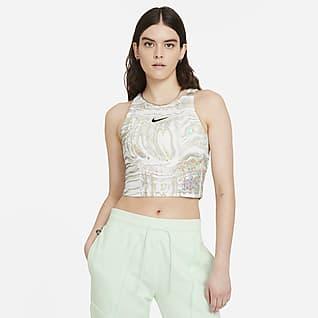 Nike Sportswear Damska koszulka bez rękawów do tańca
