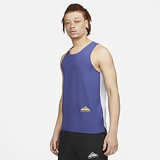 Nike Dri-FIT Rise 365 Trailrunningtanktop voor heren