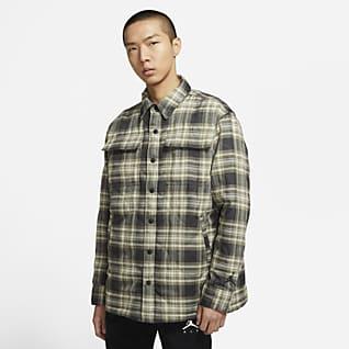 Jordan 'Why Not?' Chamarra estilo camisa para hombre