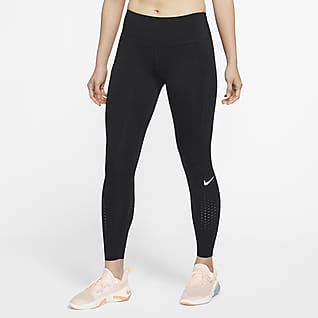 Nike Epic Luxe 女款中腰跑步內搭褲