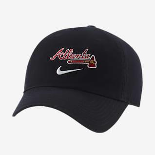 Nike Heritage86 Swoosh (MLB Atlanta Braves) Adjustable Hat