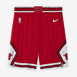 Chicago Bulls Icon Edition Nike NBA Swingman Pantalón corto - Hombre