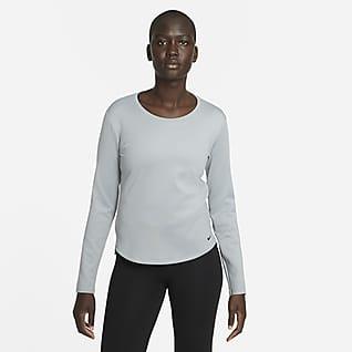 Nike Therma-FIT One Prenda para la parte superior de manga larga para mujer
