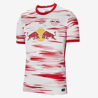 RB Leipzig 2021/22 Stadium (wersja domowa) Męska koszulka piłkarska