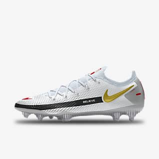 Nike Phantom GT Elite By Pernille Harder  Custom Firm Ground Soccer Cleat