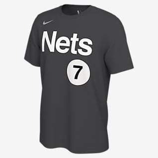 Kevin Durant Nets Earned Edition Men's Nike NBA T-Shirt