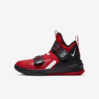 Red Lebron James Shoes Cheap Online
