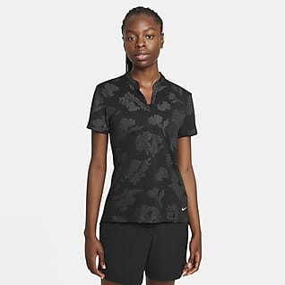 Nike Dri-FIT Victory Golfskjorte til dame
