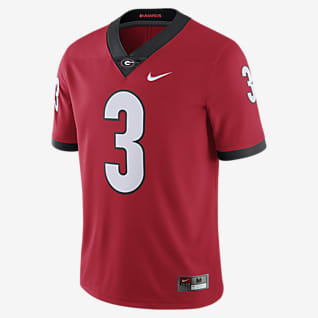 Nike College (Georgia) Men's Limited Football Jersey