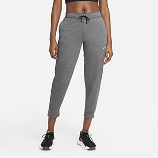 Nike Attack Pantalones de entrenamiento de 7/8 para mujer