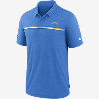Nike Dri-FIT (NFL Los Angeles Chargers) Men's Polo