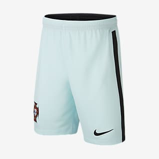 Portugal 2020 Stadium Away Older Kids' Football Shorts