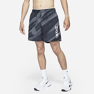 Nike Dri-FIT Sport Clash 男款梭織訓練短褲