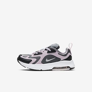 Details about Nike Air Max Command Junior Youth Girls Trainers Shoes Dark GreyPurple
