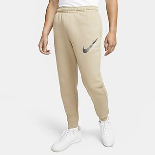 Nike Sportswear Joggingbyxor i fleece för män