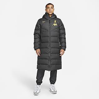 Liverpool F.C. Strike Men's Nike Therma-FIT Football Jacket