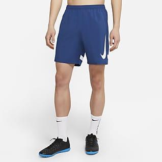 Nike Dri-FIT Academy Web-Fußballshorts für Herren