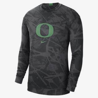 Nike College Dri-FIT Spotlight (Oregon) Men's Long-Sleeve Top