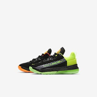 LeBron 18 Little Kids' Shoe