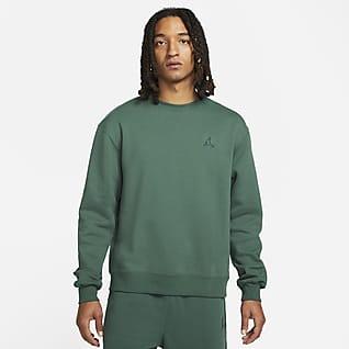 Jordan Essentials Fleece-Rundhalsshirt für Herren
