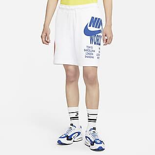 Nike Sportswear 男款法國毛圈布短褲