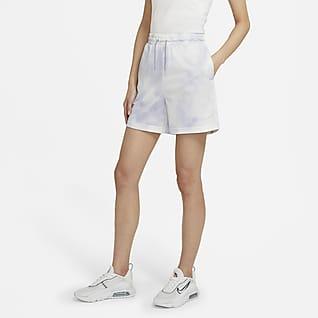 Nike Sportswear Icon Clash กางเกงขาสั้นผู้หญิง