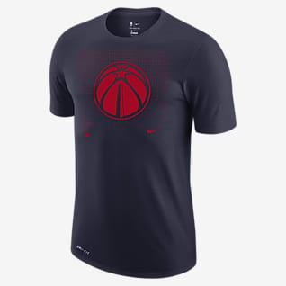 Washington Wizards Logo Grid Men's Nike Dri-FIT NBA T-Shirt