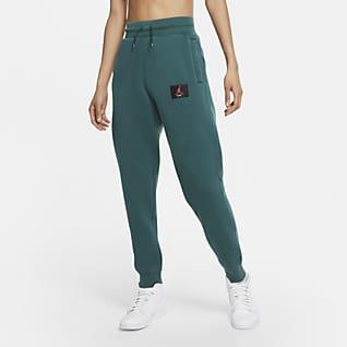 Jordan Flight Pantalones de tejido Fleece para mujer