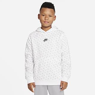 Nike Sportswear Mikina s kapucí pro větší děti (chlapce)