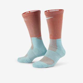 Nike Elite Středně vysoké basketbalové ponožky
