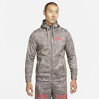 Nike Therma-FIT Story Pack Men's Full-Zip Training Hoodie