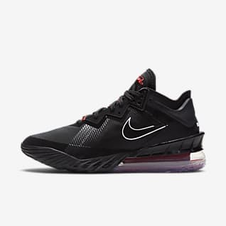LeBron 18 Low Basketballschuh