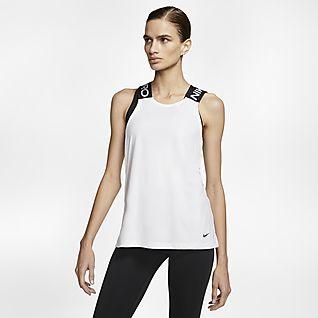 Nike Pro Singlet til dame