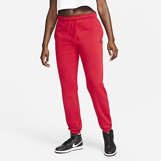 Jordan Essentials Γυναικείο φλις παντελόνι