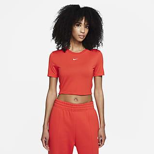 Nike Sportswear Essential Crop Top für Damen