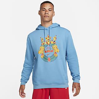 LeBron Huvtröja i pullovermodell för män