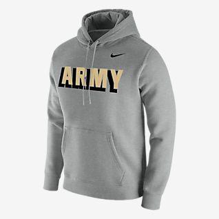 Nike College Club Fleece (Army) Men's Hoodie