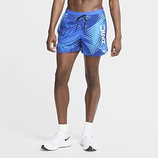 Nike Team USA Flex Stride Löparshorts för män