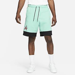 Jordan AJ11 กางเกงขาสั้นผ้าฟลีซผู้ชาย