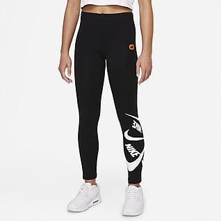 Nike Sportswear Favorites Big Kids' (Girls') Leggings