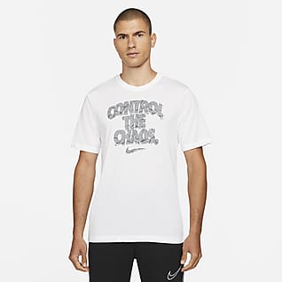 Nike Dri-FIT Tee-shirt de training à motifs pour Homme