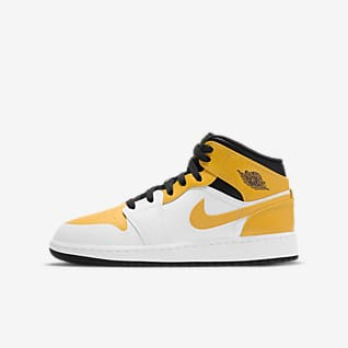 Air Jordan 1 Mid Παπούτσι για μεγάλα παιδιά