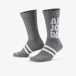 Jordan Legacy Jumpman Classics ถุงเท้าข้อยาว (2 คู่)