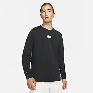Naomi Osaka Long-Sleeve Tennis T-Shirt