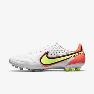 Nike Tiempo Legend 9 Elite AG-Pro Chaussure de football à crampons pour terrain synthétique