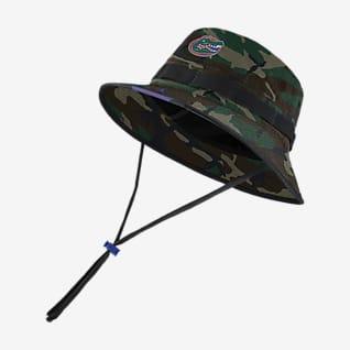 Jordan Dri-FIT College (Florida) Camo Bucket Hat