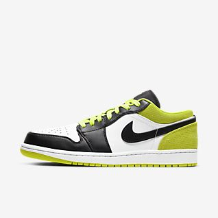 nike air jordan 1 low blancas
