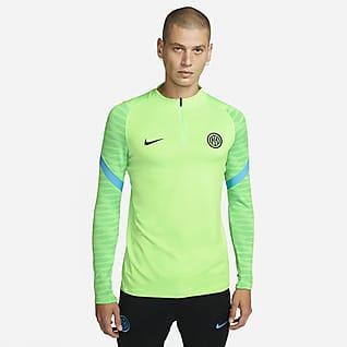 Inter Milan Strike Camiseta de entrenamiento de fútbol Nike Dri-FIT para hombre